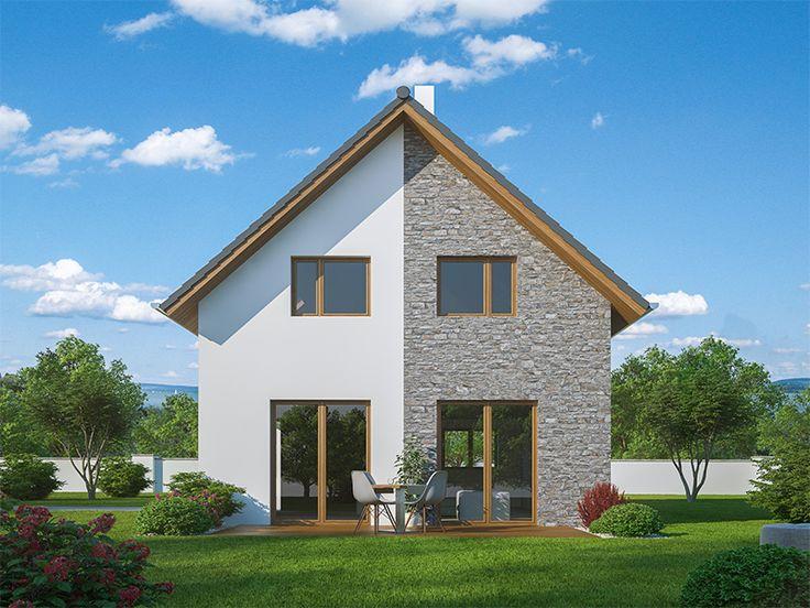 N7 - 10 - dům Ekonomických staveb. Ekonomické stavby jsou největším českým a slovenským stavitelem rodinných domů. Kvalitní financování Vašeho bydlení. V katalogu 200 typových řešení.
