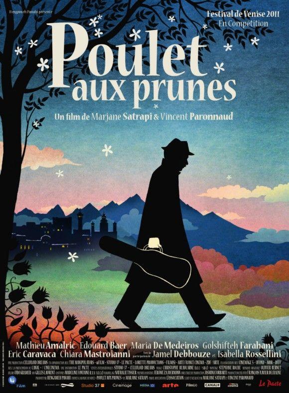 Chicken With Plums - Poulet aux prunes - Marjane Satrapi & Vincent Paronnaud
