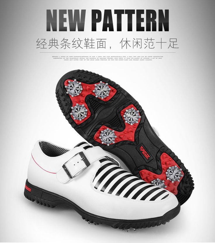 male genuine leather super light comfortable breathable waterproof sport shoes men non-slip good grip activities nail golf shoes