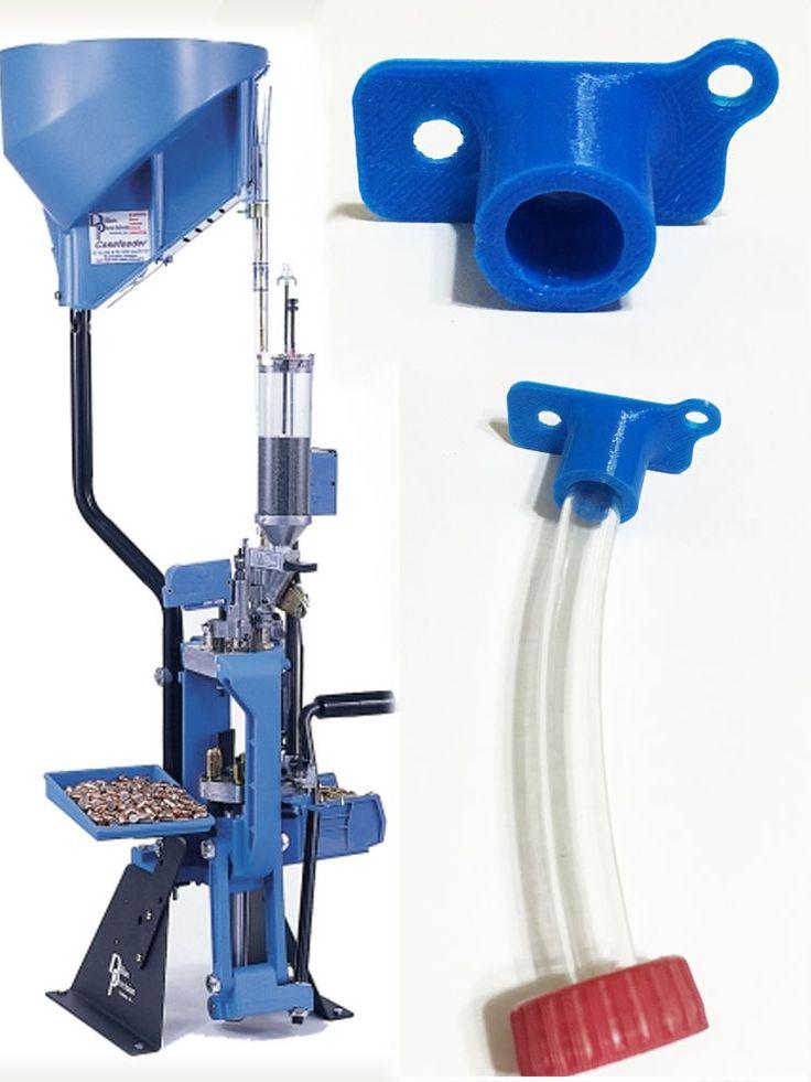 Blue Easy Primer Catcher Fits - Dillon 650 XL - Progressive Reloading Press USA #DemetersWorkshop