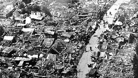 Az 1976-os tangsani földrengés