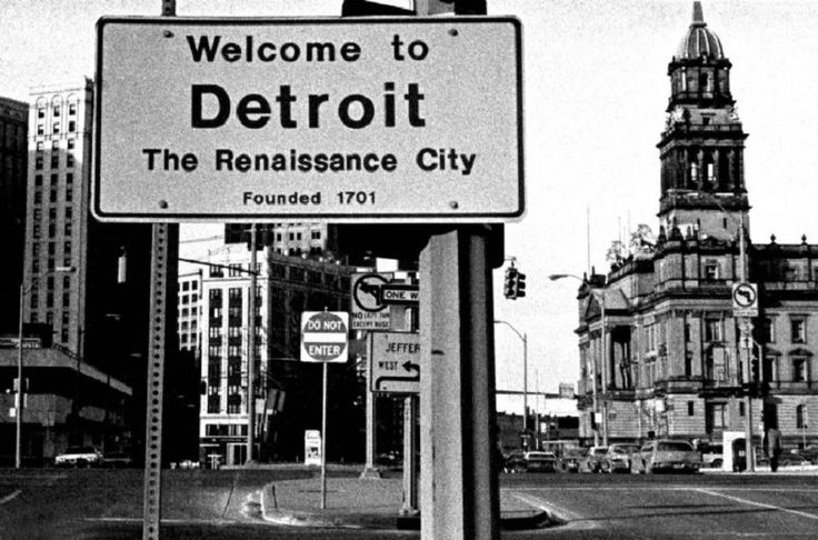 These Pictures Of Vintage Detroit Will Surprise You