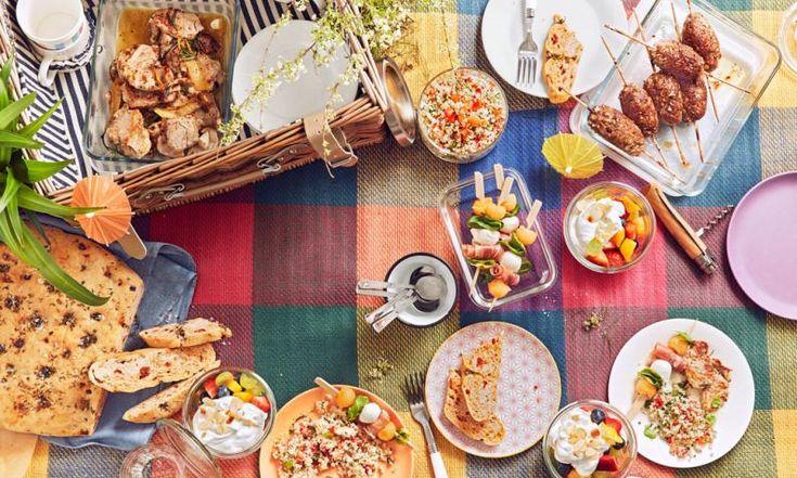Romantisches Picknick - ... im Grünen!   Chefkoch.de