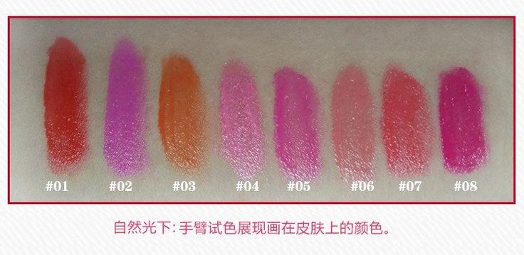 Fashion Magic Eye Cat Makeup Lipstick Lip Balm Lip Gloss Long-lasting lipstick to mouth for women MC Makeup Tool Cosmetic