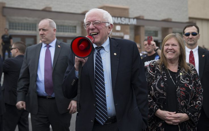 Bernie Sanders 2016 ad 'happiest,' 'most hopeful,' study says | When it came to inspiring people with optimism in what was often a bitter campaign year, an ad produced by Democratic candidate Bernie Sanders claims the title for most hopeful. A new study by two political science professors showed that Sanders' ad, published at the start of 2016, generated the strongest feeling of optimism in people who viewed it.