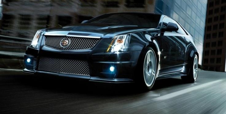 Cadillac CTS Coupè 2011