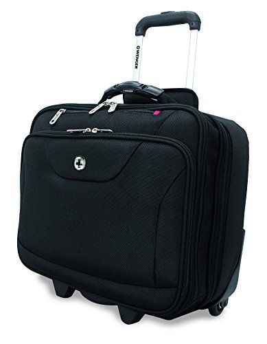 4053204031536 | #Wenger #Businesstrolley #Laptop #Rollkoffer, #36 #Liter, #Schwarz