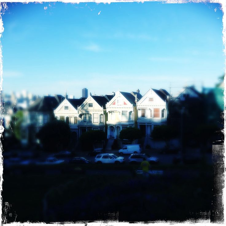 The painted ladies of full house we were singing the for House house house house music song