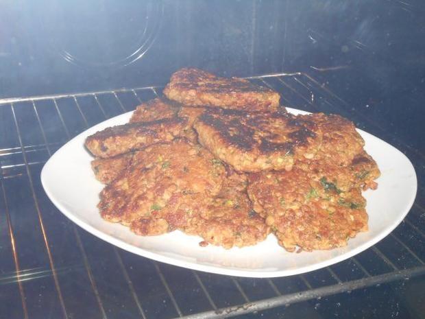 Rezept: Unsere Vegetarischen Burger