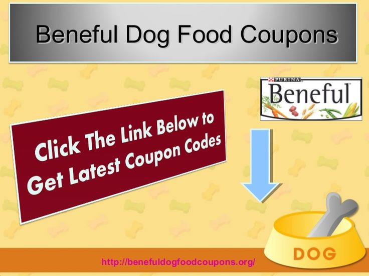 Dog and cat food coupons