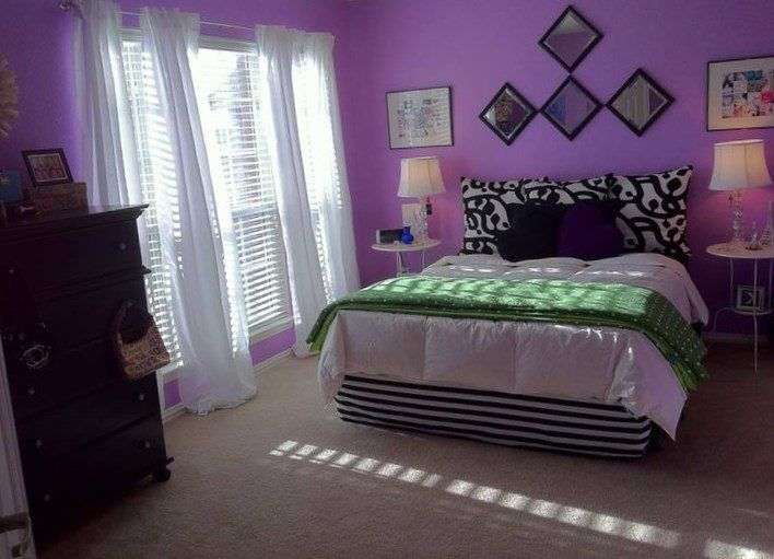 Purple Colour Bedroom Design   Https://bedroom Design 2017.info Part 42