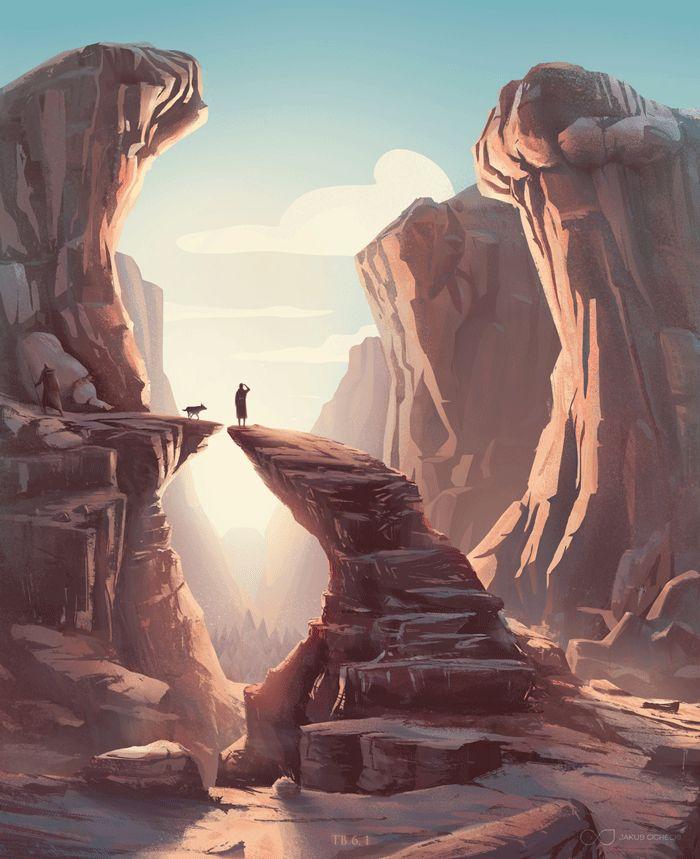 Tobias journey on Behance