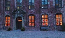 Julpå slottet 2012: Kolding Denmark
