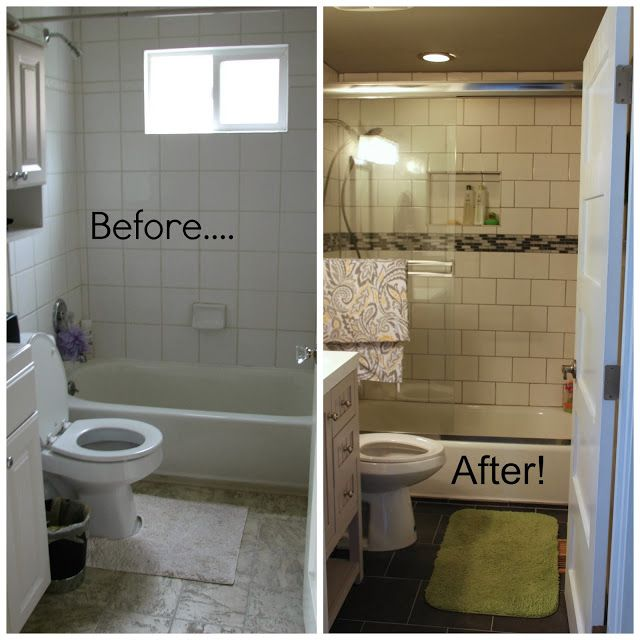 Growing Sound Roots: An Embarrassment of a Bathroom to a Welcoming Guest and Kid Friendly Bathroom. Small bathroom remodel. Modern bathroom after renovation.