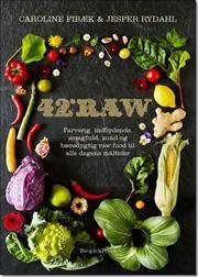 42°Raw af Caroline Fibæk, Jesper Rydahl, ISBN 9788771373172, 27/9