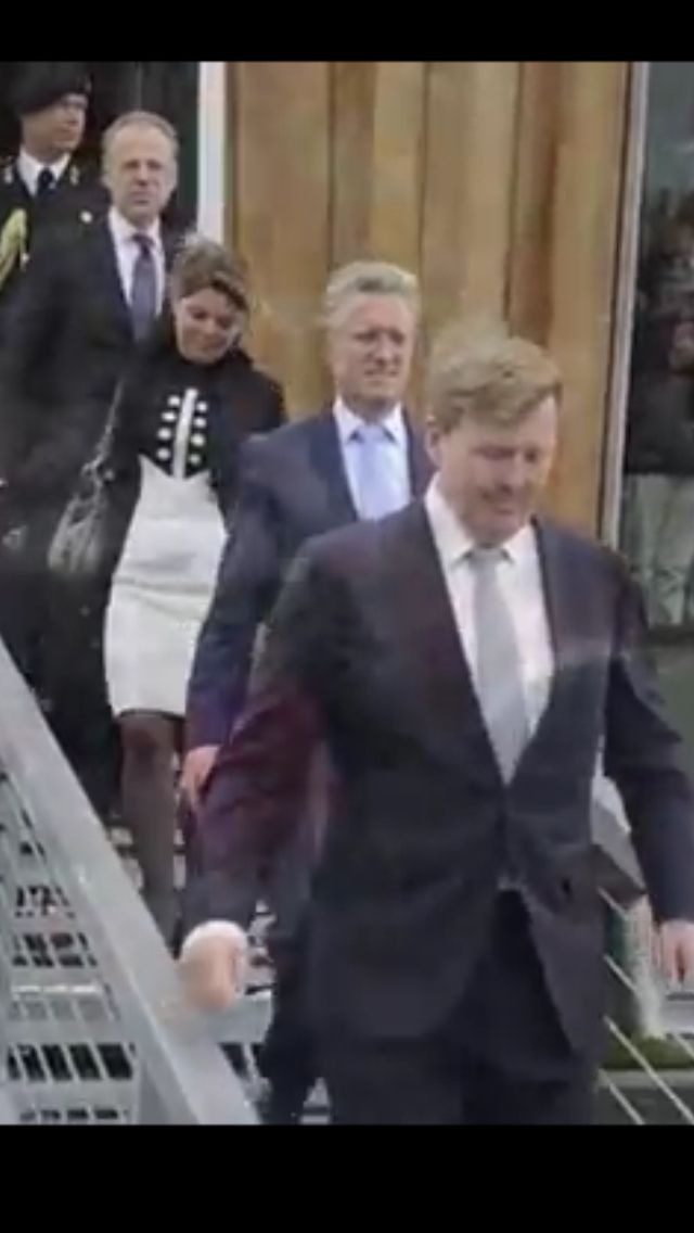 Byoni zit Willem Alexander op de hielen.