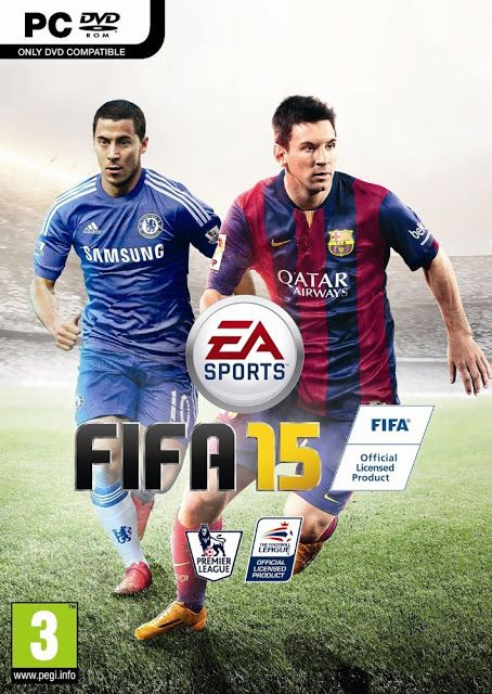 Full Version PC Games Free Download: FIFA 15 Full PC Game Free Download