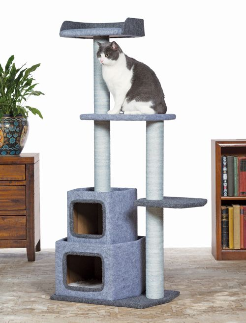 Purrfect Presents Gift Guide 2017 Modern Cat Cat Tower Tree Cat Bed Cat Tower