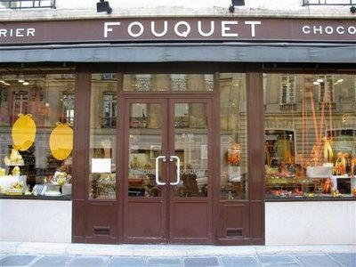 Chocolatier Fouquet Paris