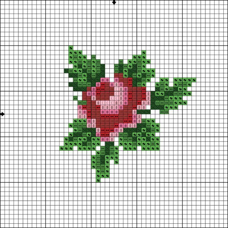 "Gallery.ru / Foto # 5 - Melhores fotos. - igolozka [""Rosas Rosadas Miniature needlework chart""] # <br/> # #Pink #Roses, <br/> # #Crossstitch, <br/> # #Needlework, <br/> ##Miniatures, <br/> # #Cross #Stitch, <br/> # #Flowers <br/>"