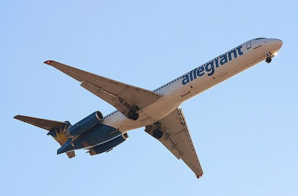 great airlines Allegiant Air - but charges extra for all