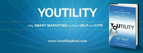 """[VIDEO] Recap of my """"Google+ Hangout ON AIR Interview with Jay Baer on his new book 'YOUtility' #YOUtilityBUZZ"""""""