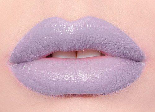 #pastel {#lilas #mauve #maquillage #makeup #bouche