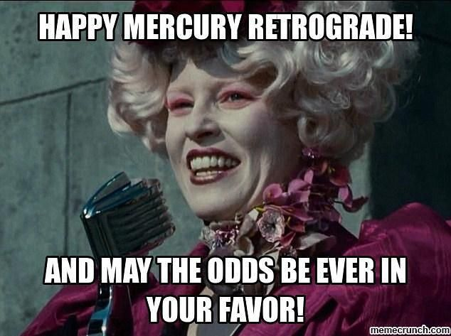 Ahh Mercury such a fickle bitch. . It's time to re-think re-do re-define re-organize re-assess re-orient and/or re-plan without taking action on the new plan until after Mercury Retrograde ends. .  . #subscriptionboxes #subscriptionbox #goddessesofig #spi