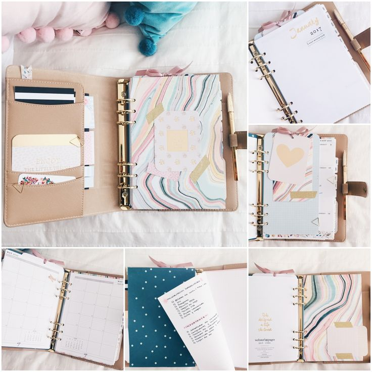 """SCHEDULE BOOK : undated weekly planner / Cactus cover 5""""x8"""": Minimalist Organizer / Pastel cover"""