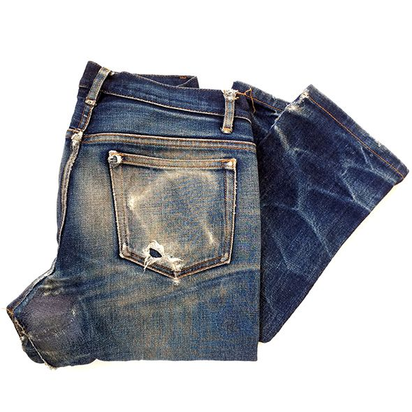 A.P.C. Butler Program. Buy someone else's worn out jeans. Sounds like a bargain?