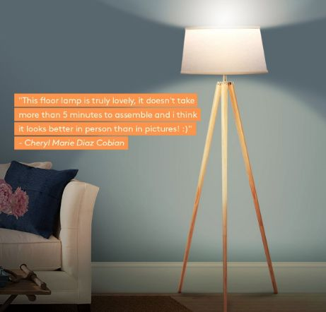 COASTAL FLOOR LAMPS! Discover some of the best nautical floor lamps that you will love for your beach home.
