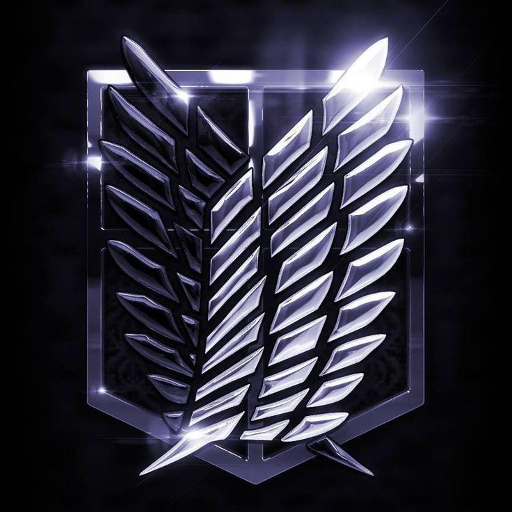 Картинки вторжение титанов легион разведки