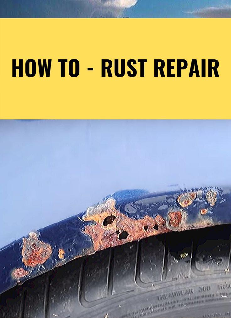 Diy rust repair drr9320rcf in 2020 cheap used cars car