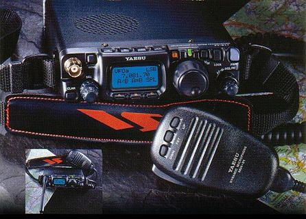 FT-817 portable ops