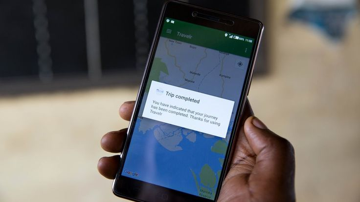 Cameroonians have launched a technological campaign to end road accidents by using mobile apps, writes Chris Matthews.