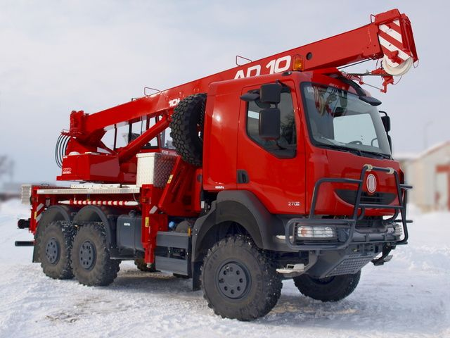 Tatra T810 6x6 AD 10