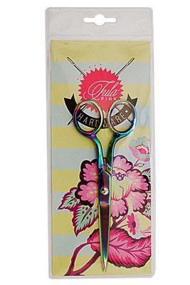 Tula Pink Hardware - Straight 6 Inch Scissor