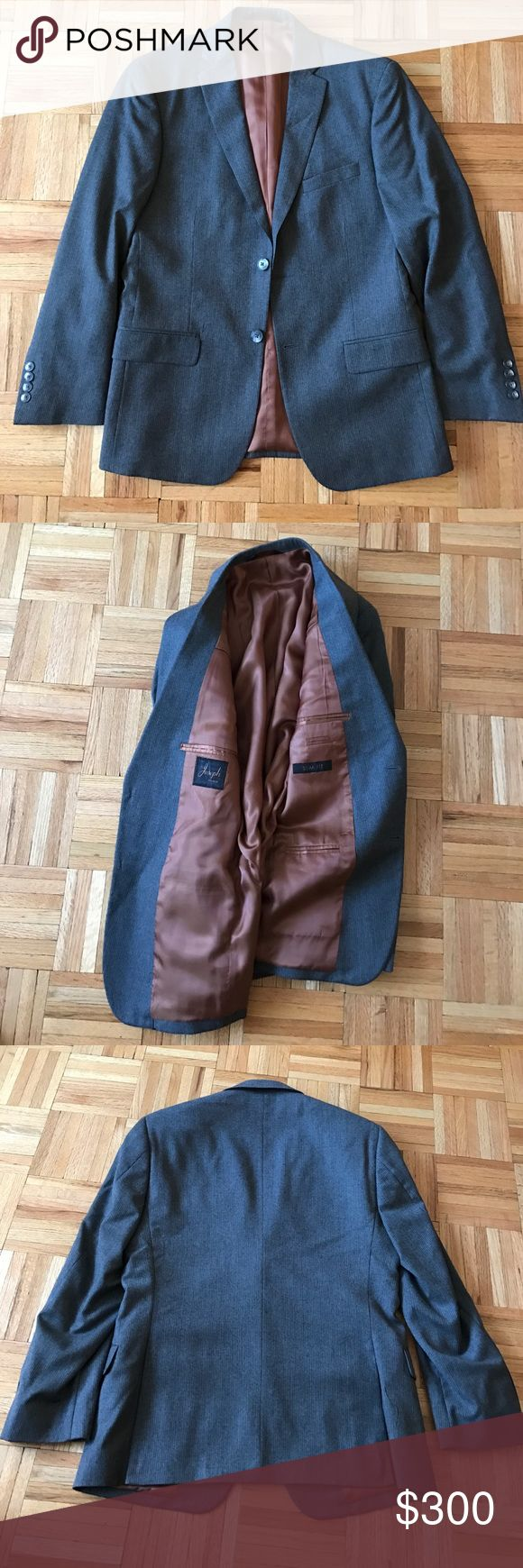 Jos A Bank Slim Fit Suit Jacket and Pants Never worn. Unaltered. Pants waist is 32. Jos A Bank Suits & Blazers Suits