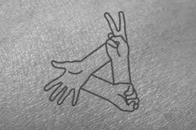 Rock Paper Scissors Love this 1!!!