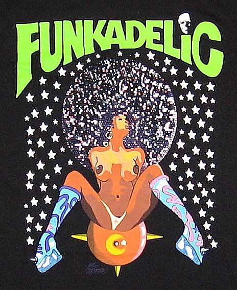 Funkadelic. Listen to them at http://www.stillinrock.com/2015/06/anachronique-funkadelic-psych-funk.html