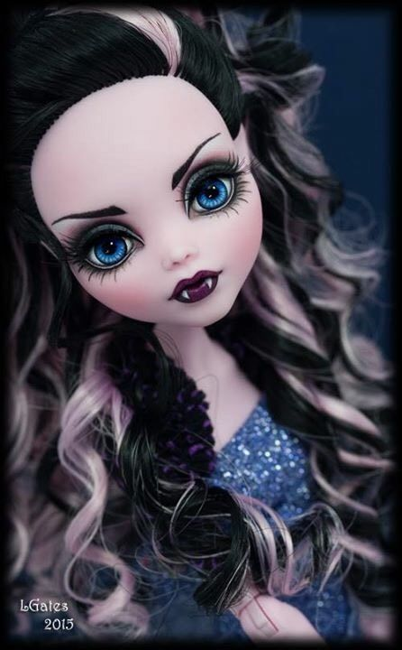 Ooak Monster High Doll #Mattel #Dolls