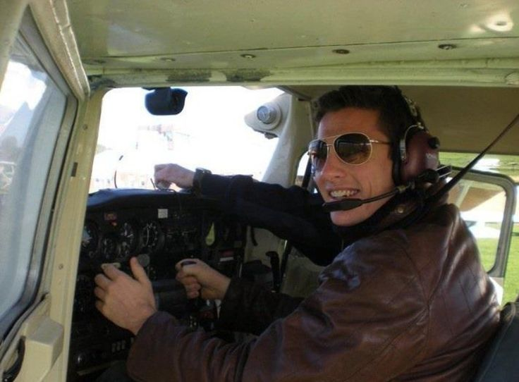 Flying a Cessna 172