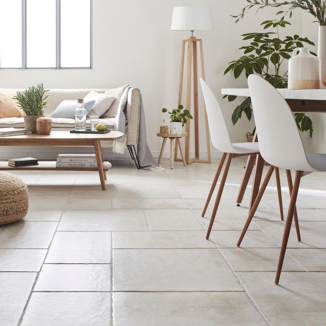 Carrelage Sol Et Mur Forte Effet Pierre Blanc Casse Monastere L 30 X L 50 Cm Leroy Merlin En 2020 Carrelage Sol Decoration Salon Blanc Sol Et Mur