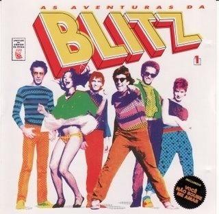 BLITZ foi outra banda, que marcou a minha adolescência curtia demais as suas músicas