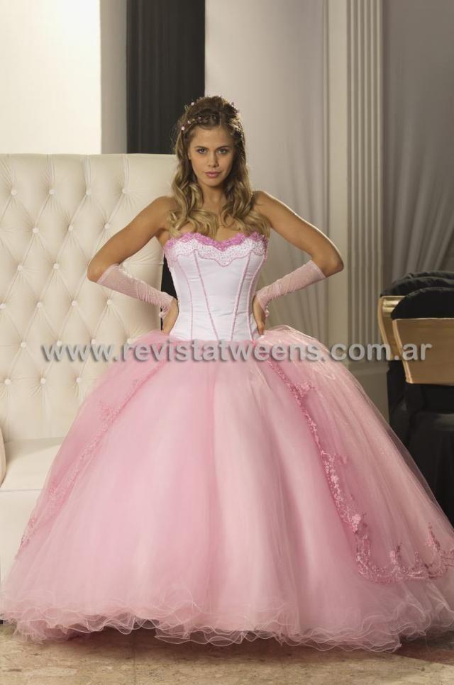 Mejores 45 imágenes de vestidos de 15 años en Pinterest | Ideas para ...