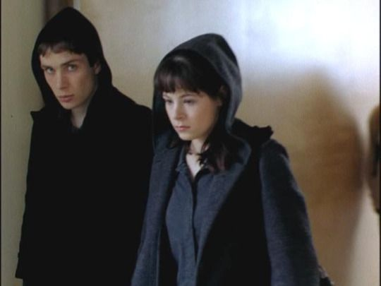 "Disco Pigs - Cillian Murphy and Elaine Cassidy - Darren and Sinead - ""Pig"" and ""Runt"""