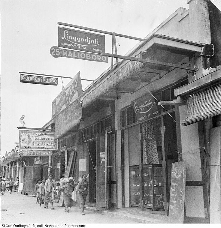 Malioboro Djokja 1947.