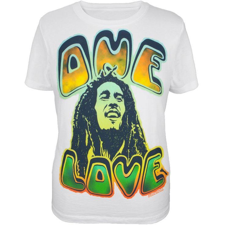 Bob Marley - One Love Women's Plus Size T-Shirt