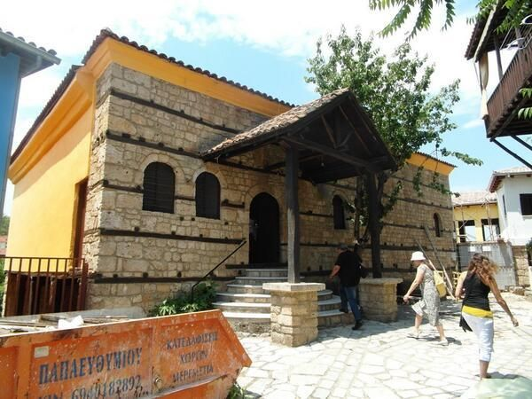 Jewish synagogue of Veria Greece, witness to deportation of Jews to death camps by the Nazis! @VisitGreecegr