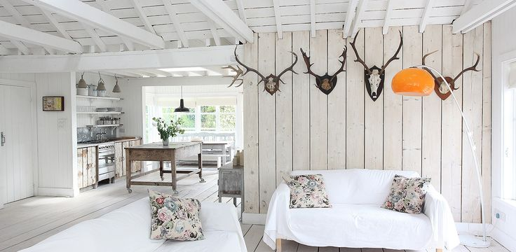 Cottage anglais light locations via nat et nature deco for Fournisseur deco maison